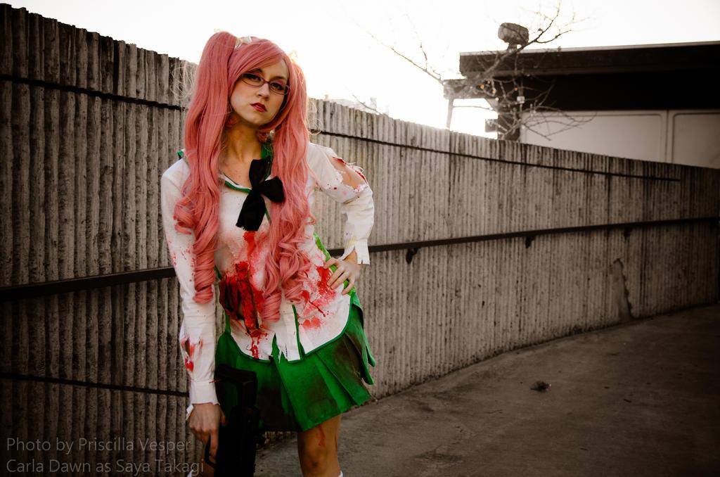 Saya Takagi by NovemberCosplay