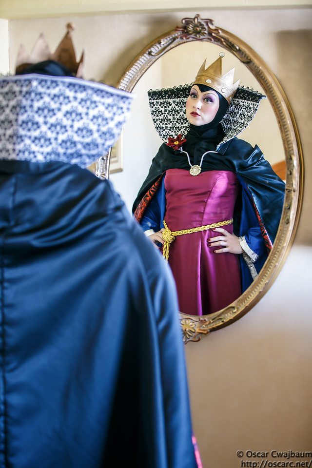 Couture de Force Evil Queen 3 by NovemberCosplay