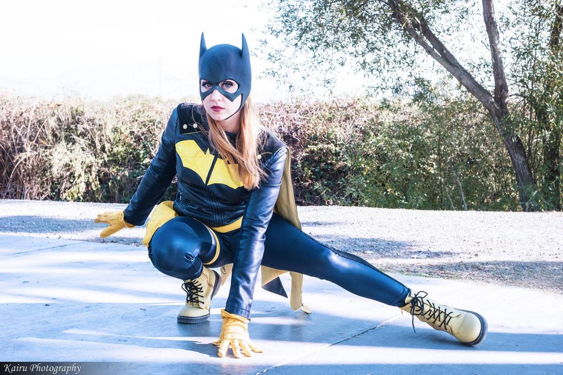 Batgirl by NovemberCosplay