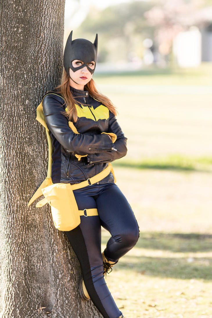 Batgirl of Burnside by NovemberCosplay