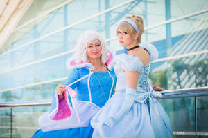 A Dream is a Wish your Heart Makes by NovemberCosplay
