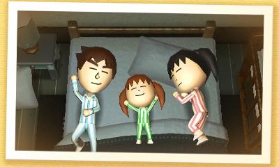 Tomodachi Life - Sleep in Between by RenVortex