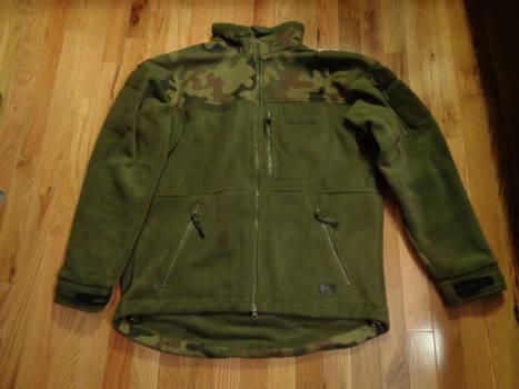 Helikon Men's Infantry Duty Fleece Jacket