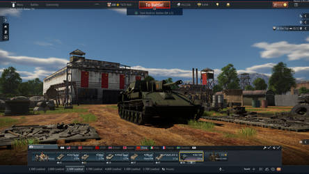 Chinese SU-76M Pic 7