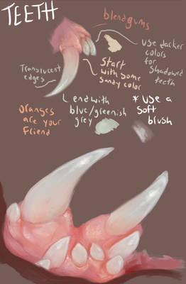 teeth tips