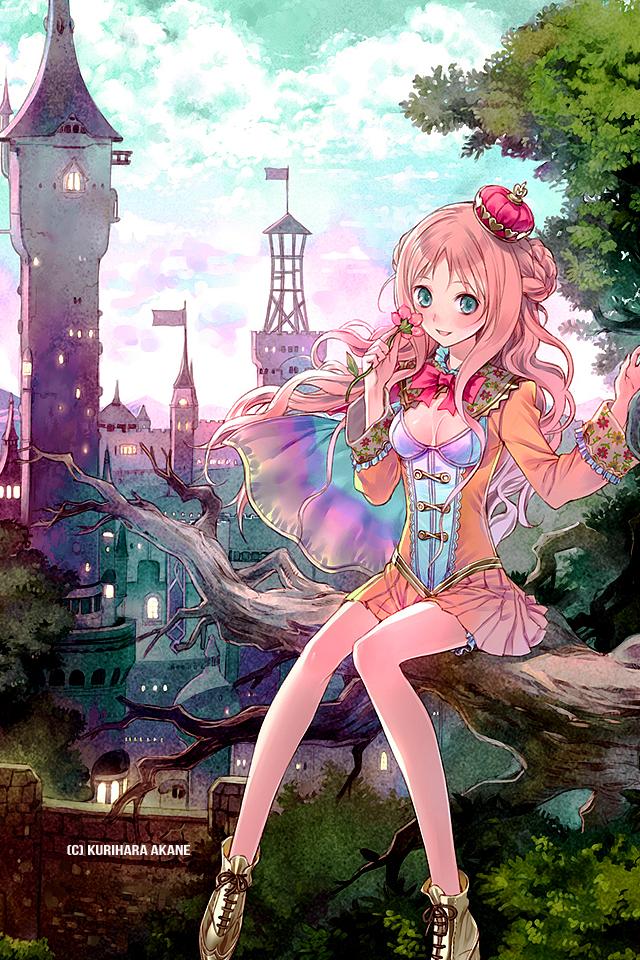 Adventure girl by FlowerAkane
