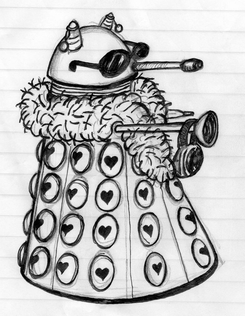 Gary  the Gay Dalek by di fw Watch Sacrilege Online | Watch Hentai Online | Hentai Streaming | Free ...