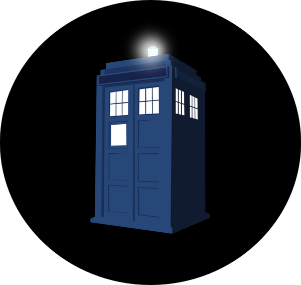 Tardis Vector Outline Vector tardis by di-fwTardis Vector Outline