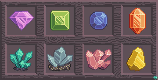 Crystalline Collection