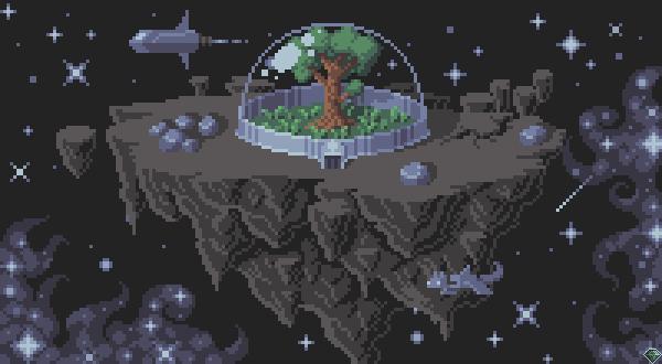 Cosmic Oasis