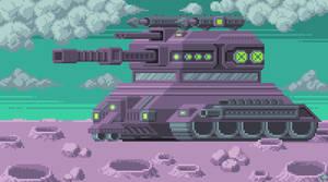 Warp Tank