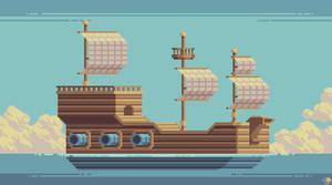Voyaging Vessel