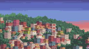 Hillside Shantytown