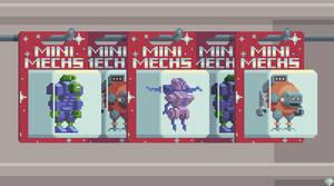 Mini Mechs