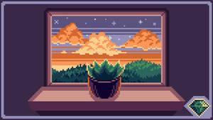 Sunrise Succulent