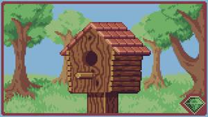 Study22-Bird House
