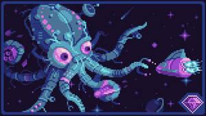 Cosmic Kraken