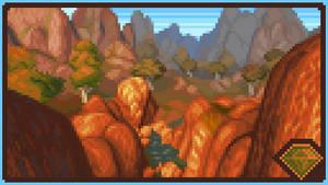 Redridge Mountains