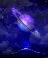 Magic Night by ainessa