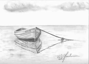 Boat - Version 2 by WillHuebner