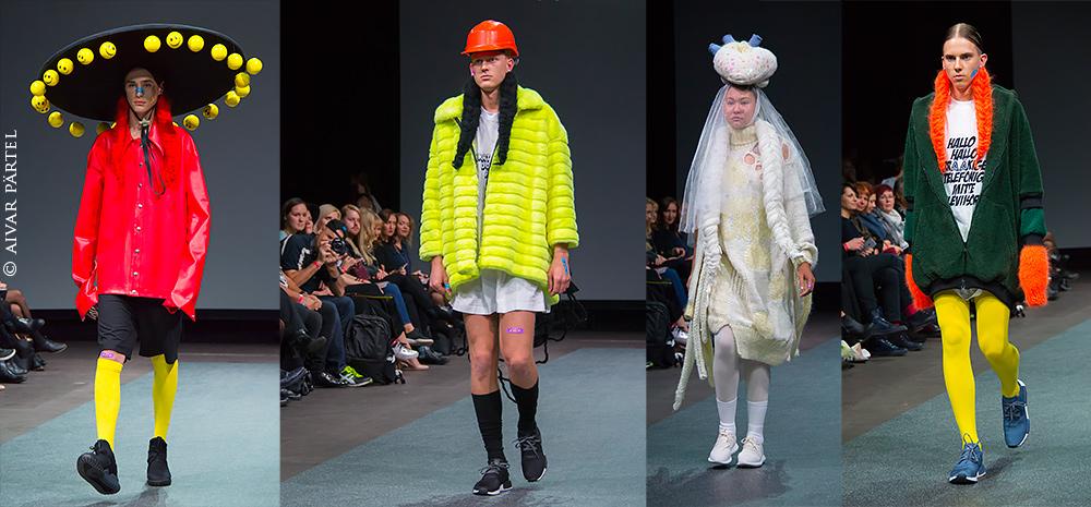 Estonian fashion-Kristel Kuslapuu collection by aivarz