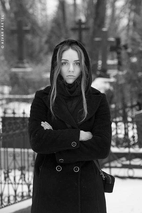 Film director Triin Ruumet by aivarz