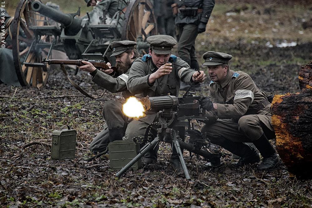 Estonian War of Independence 1919 by aivarz
