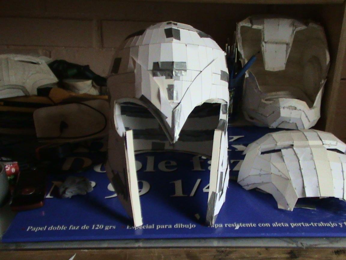 Magneto Helmet By ClauD65