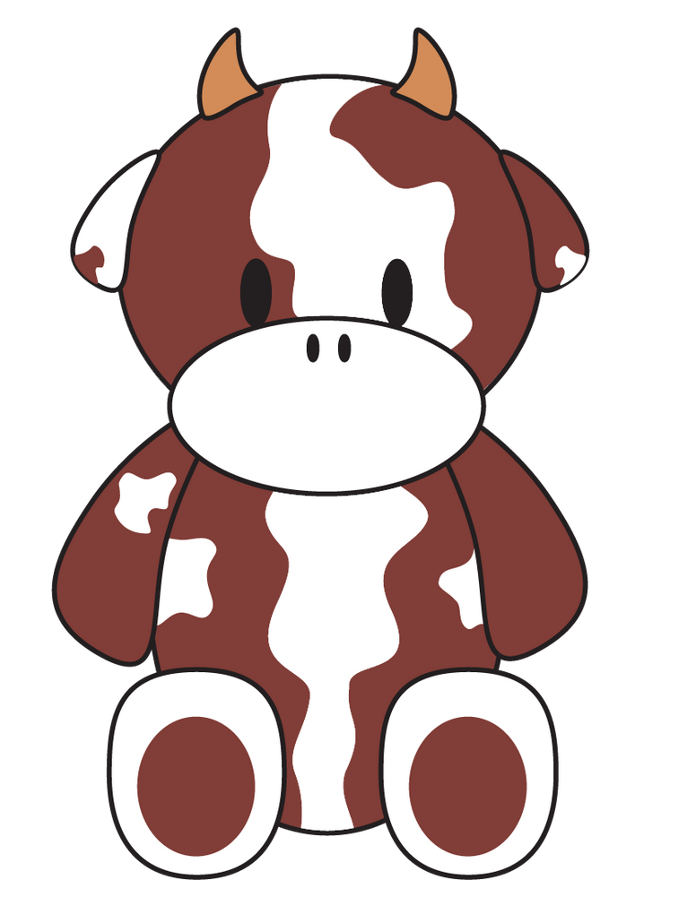 Cute Cow Png | www.imgkid.com - The Image Kid Has It!