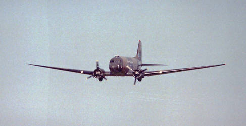 Dc-3 Fly Past