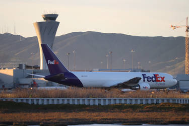 Fsx Fedex 767