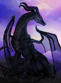 Night of a dragon