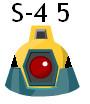 Cooper Gang's Robot, S-4 5 by Emikodo