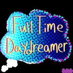 Full-Time Daydreamer logo