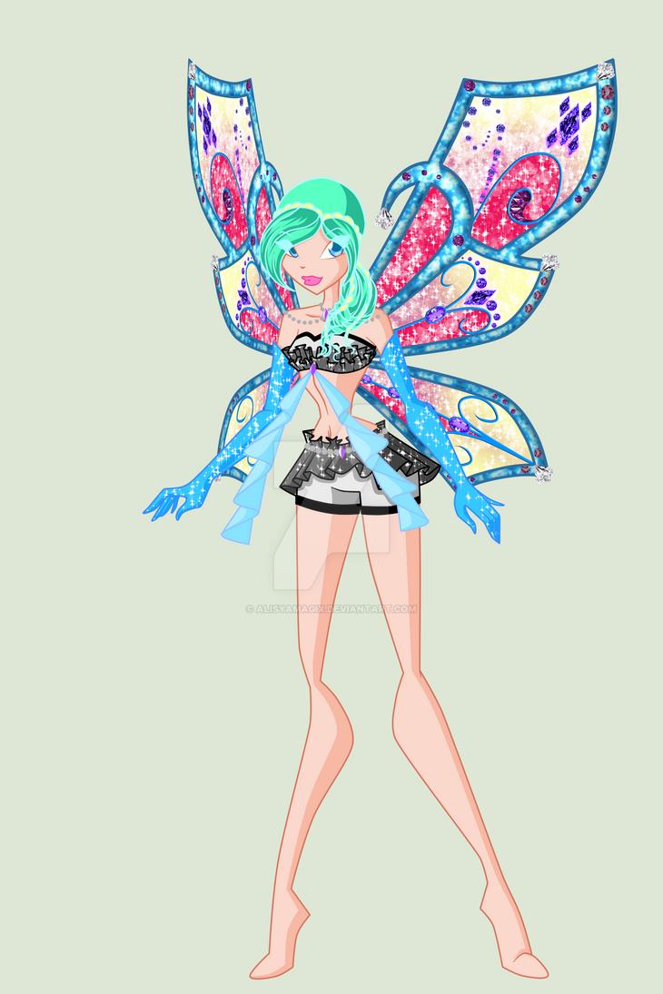 Lyra's Enchantix concept by AlisyaMagix