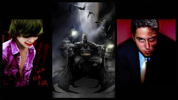 Batman the Dark Knight by RainyDayRunning