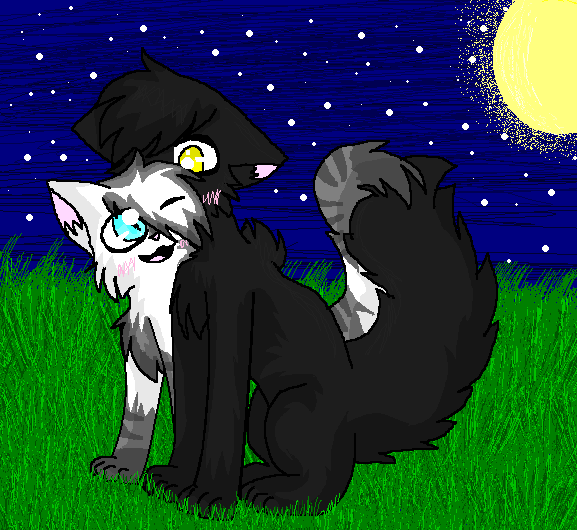 Request breezepelt and ivypool by Mega-IcarusWarrior Cats Ivypool And Breezepelt