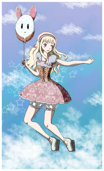Falling at the Speed of Wonderland