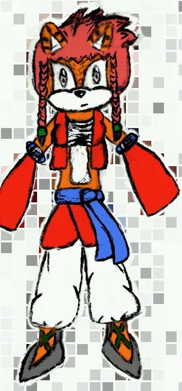 Future Leo colored by Emidikun
