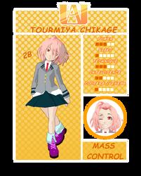 Yuuei Academy Application: Chika
