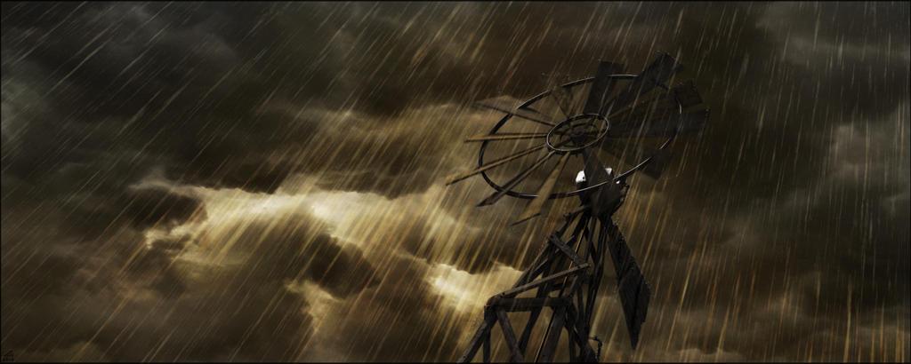 Rainy Day by Zjic