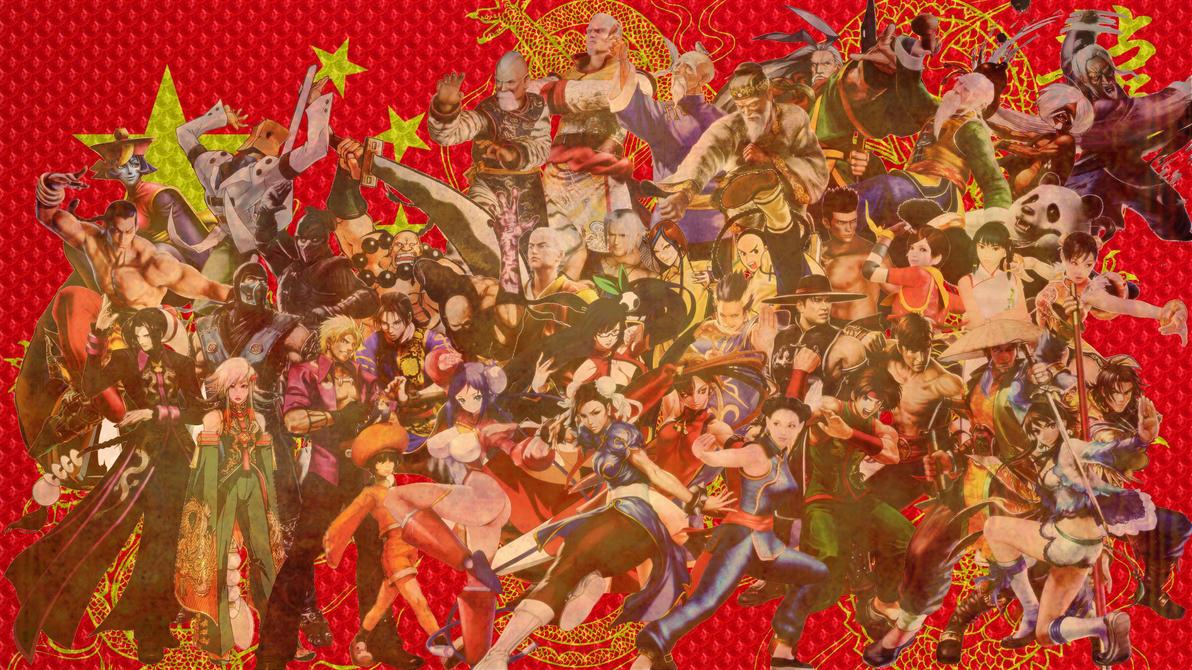 Dragon Dynasty by EnmismAnima