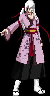 63rd Rule Yukio Surai Cold Emperor by EnmismAnima