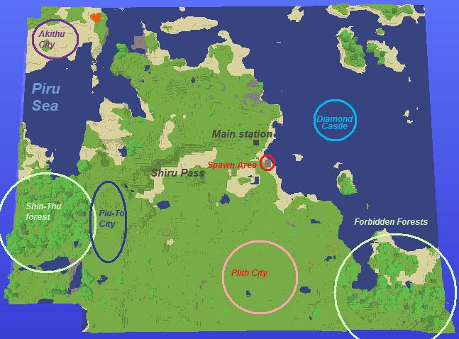 Map Of World Minecraft World Map ~ Online World Map