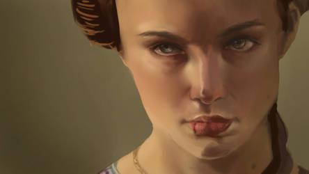 Study: Sansa (progress) by Mliss
