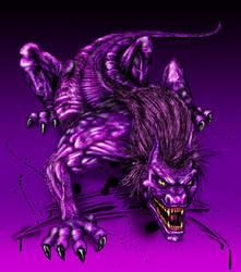 Demon Dog by KylerSharp