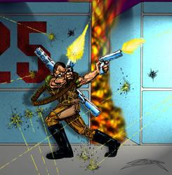 Commando by KylerSharp