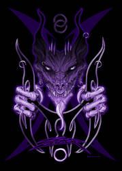 Demon Rings by KylerSharp