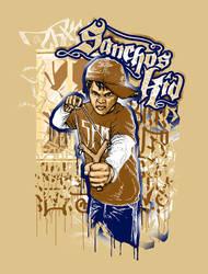 Sanchos Kid by KylerSharp