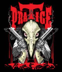 Pratice t-shirt design by KylerSharp